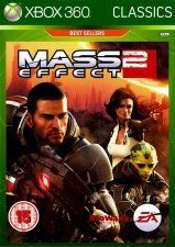 Купить Игру Mass Effect 2 (Xbox 360/Xbox One) на Microsoft Xbox 360 диск