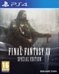 Игра Final Fantasy 15 (XV) Special Edition Русская Версия (PS4) Playstation 4