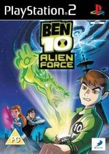 Игра Ben 10: Alien Force для Sony PS2