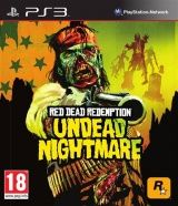 Купить игру Red Dead Redemption: Undead Nightmare (PS3) USED Б/У на Playstation 3 диск