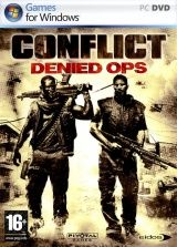 Conflict : Denied Ops Box (PC)