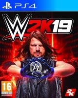 Игра WWE 2K19 (PS4) Playstation 4