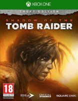 Купить Игру Shadow of the Tomb Raider Croft Edition Русская версия (Xbox One) на Xbox One диск