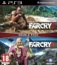 Far Cry 3 + Far Cry 4 (PS3)