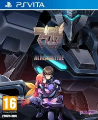 Игра Muv-Luv Alternative (PS Vita) для Sony PlayStation Vita