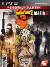 2K Collection (Spec Ops: The Line, Borderlands 2, Mafia 2 (II) (PS3)