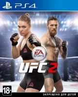 Игра EA Sports UFC 2 (PS4) USED Б/У Playstation 4