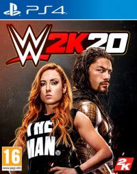 Игра WWE 2K20 (PS4) Playstation 4