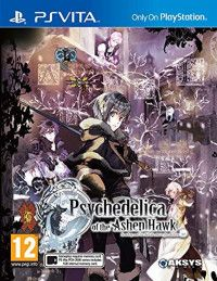 Игра Psychedelica of the Ashen Hawk (PS Vita) для Sony PlayStation Vita