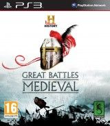 The History Channel: Great Battles Medieval (PS3)