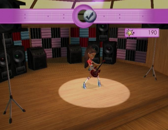 Купить игру Bratz: Girls Really Rock (Wii/WiiU) на Nintendo Wii диск