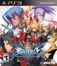 Купить игру BlazBlue: Chrono Phantasma (PS3) для Sony Playstation 3