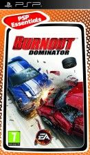Игра Burnout Dominator Essentials (PSP) для Sony PSP