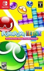 Купить игру Puyo Puyo Tetris (Switch) диск