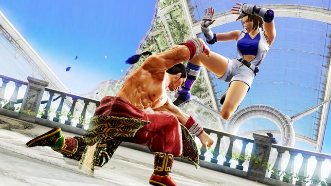 Fighting Edition (Tekken 6+SoulCalibur 5+Tekken Tag Tournament 2) Русская Версия (PS3)
