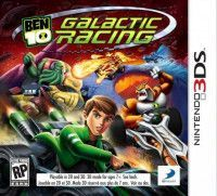Купить игру Ben 10: Galactic Racing (NTSC For US) (Nintendo 3DS) на 3DS