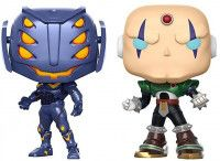 Набор из двух фигурок Funko POP! Vinyl 2-Pack: Альтрон против Сигмы (Ultron vs Sigma) (Capcom vs. Marvel) (22779) 9,5 см