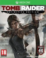 Tomb Raider: Definitive Edition Русская Версия (Xbox One)