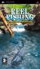 Игра Reel Fishing: The Great Outdoors для Sony PSP