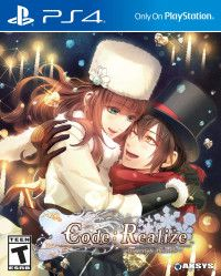 Купить Игру Code: Realize Wintertide Miracles (PS4) на Playstation 4 диск
