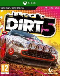 DiRT 5 Day One Edition (Издание первого дня) (Xbox One/Series X)