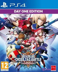 Игра BlazBlue: Cross Tag Battle 2 Day One Edition (PS4) Playstation 4