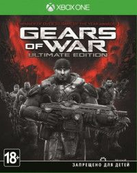 Gears of War: Ultimate Edition Русская версия (Xbox One)