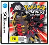 Игра Pokemon Platinum (DS) для Nintendo DS