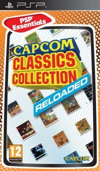 Capcom Classics Collection Reloaded Essentials (PSP)