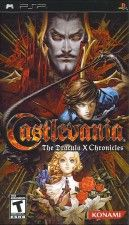 Игра Castlevania: The Dracula X Chronicles для Sony PSP
