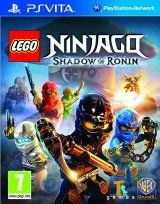 Игра LEGO Ninjago: Shadow of Ronin Русская Версия (PS Vita) для Sony PlayStation Vita