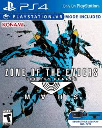 Купить Игру Zone of the Enders: The 2nd Runner Mars (с поддержкой PS VR) (PS4) на Playstation 4 диск