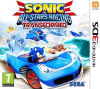 Купить игру Sonic and All-Stars Racing Transformed (3DS) на 3DS