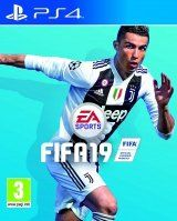 Игра Fifa 19 (PS4) USED Б/У Playstation 4