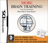 Игра More Brain Training from Dr. Kawashima: How Old Is Your Brain? для Nintendo DS