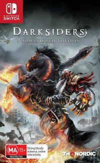 Купить Darksiders: Warmastered Edition Русская Версия (Switch) для Nintendo Switch