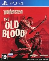 Wolfenstein: The Old Blood Русская Версия (PS4)