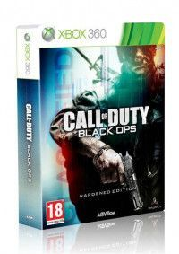 Call of Duty 7: Black Ops Hardened Edition с поддержкой 3D (Xbox 360/Xbox One) USED Б/У
