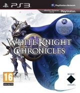 Купить игру White Knight Chronicles (PS3) на Playstation 3 диск