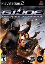 G.I. Joe The Rise of Cobra (PS2)