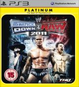Купить игру WWE SmackDown vs Raw 2011 Platinum (PS3) USED Б/У для Sony Playstation 3