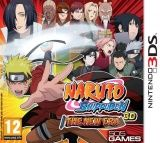Купить игру Naruto Shippuden: 3D The New Era (Nintendo 3DS) на 3DS