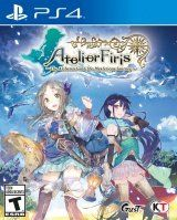 Купить Игру Atelier Firis: The Alchemist and the Mysterious Journey (PS4) на Playstation 4 диск