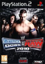 Игра WWE SmackDown vs. Raw 2010 для PS2