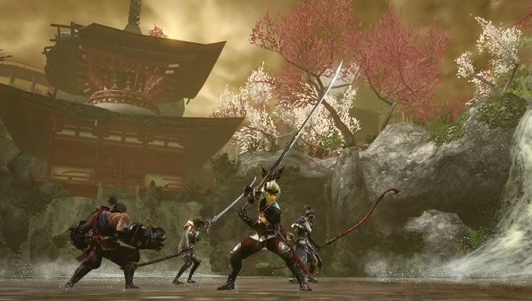 Toukiden: The Age of Demons (PS Vita)