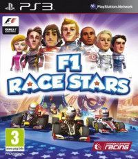 Купить игру Formula One F1 Race Stars (PS3) для Sony Playstation 3