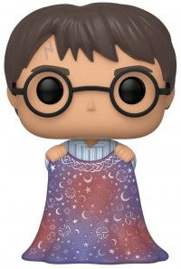 Фигурка Funko POP! Vinyl: Гарри Поттер (Harry Potter) Гарри с плащом невидимкой (Harry w/Invisibility Cloak) (48063) 9,5 см