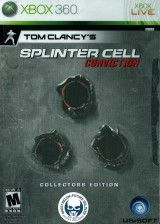 Игра Tom Clancy's Splinter Cell: Conviction Collectors Edition для Xbox 360