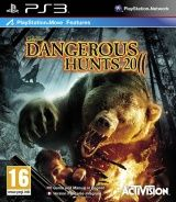 Игра Cabela's Dangerous Hunts 2011 c поддержкой PS Move для Sony PS3