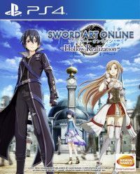Игра Sword Art Online: Hollow Realization (PS4) Playstation 4